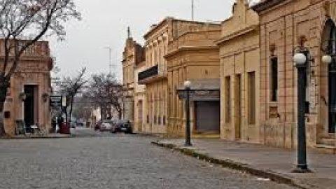 Centro Universitario -San Antonio de Areco