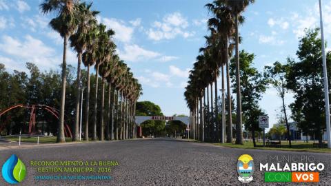 Planta Recuperadora de Líquidos Pluviales-Municipalidad de Malabrigo.