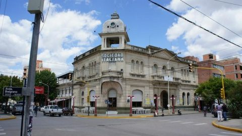 Fideicomiso para obras públicas- Marcos Juárez